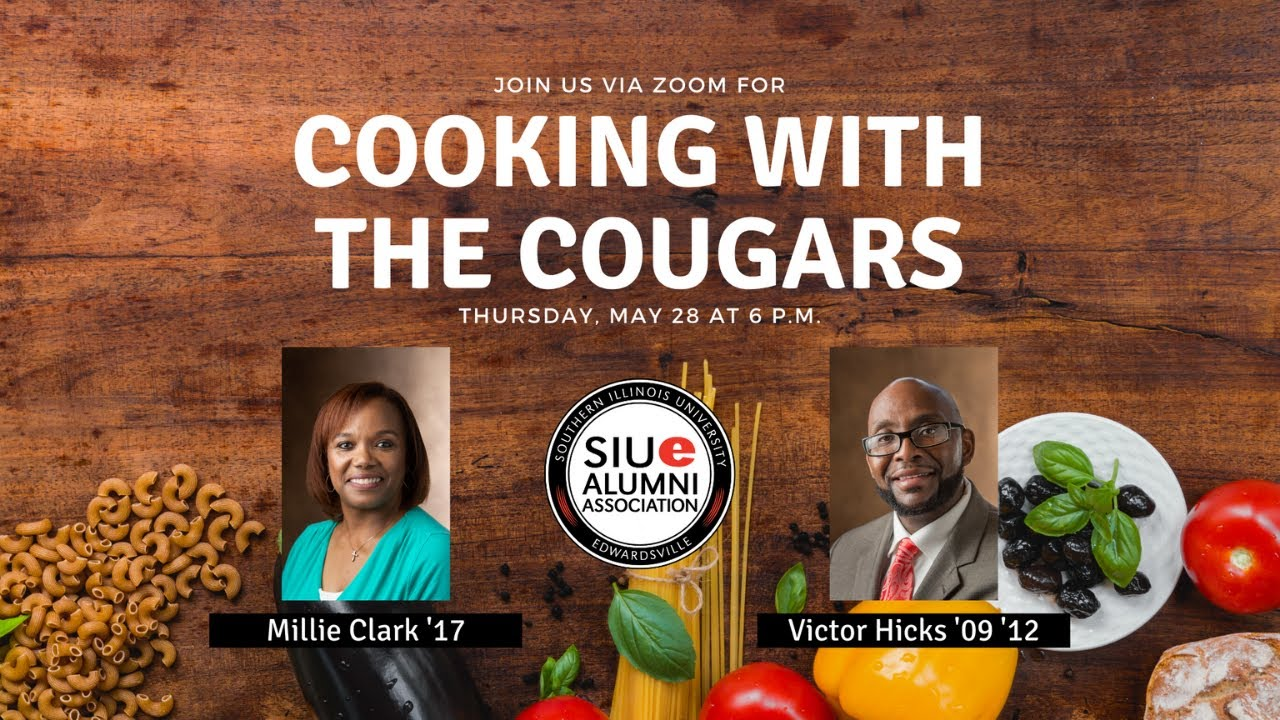 Image for Cooking With The Cougars webinar