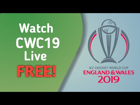 How To Watch Cricket World Cup(#CWC19) Live For Free?