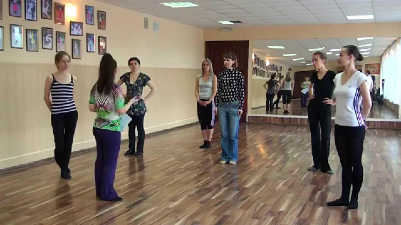 Увлекательные танцевальные разминки для детей