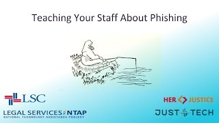Teaching Your Staff About Phishing