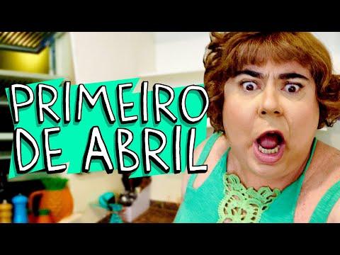 PRIMEIRO DE ABRIL