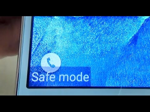 How To Enable SAFE MODE On Samsung Galaxy J7