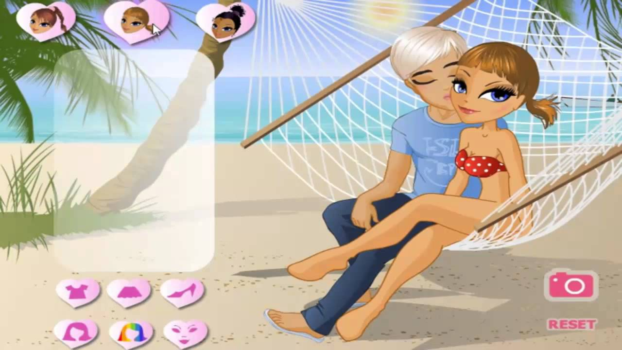 Play Free Kissing Games Online