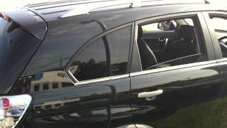 2011 CHEVROLET CAPTIVA 2.2 VCDI LTZ 5DR AUTO 7 SEATS -  CARBON FLASH BLACK