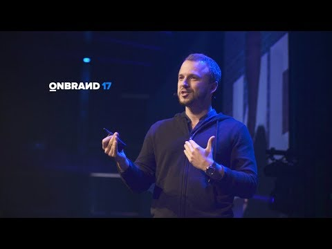 Transformation at The New York Times | Sebastian Tomich, The New York Times | OnBrand '17