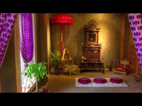 10 Design a meditation yoga room at home