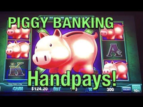 Слот piggy bank на деньги