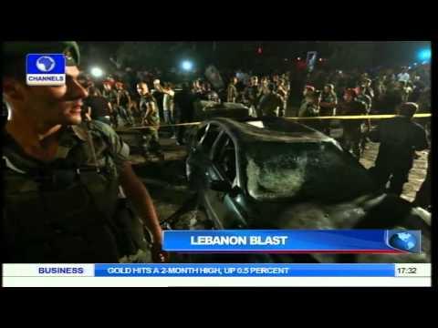 Suicide Bomber Detonates Bomb Near Lebanese Military Check Point