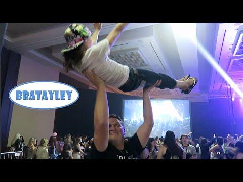 Playlist Live Dance Party! (WK 244.4) | Bratayley