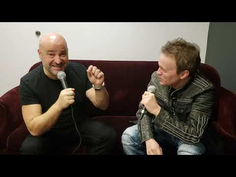 Bodhi - David Draiman of DISTURBED Interview with Bodhi from iHeartRadio (Video)