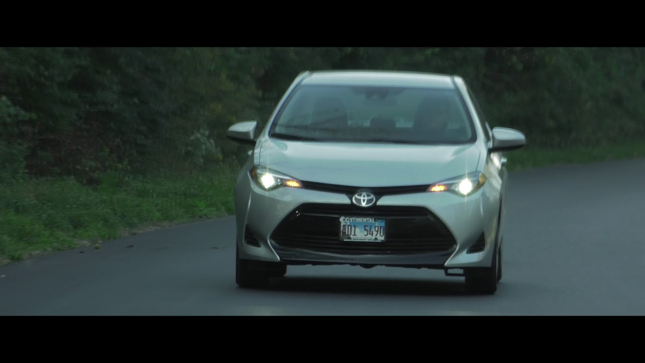 2017 Toyota Corolla Commercial