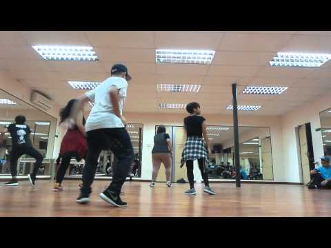 Holdin on | @Flume | Choreography by Ak Hanif