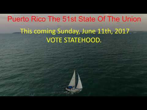 Puerto Rico the next State Of The Union.