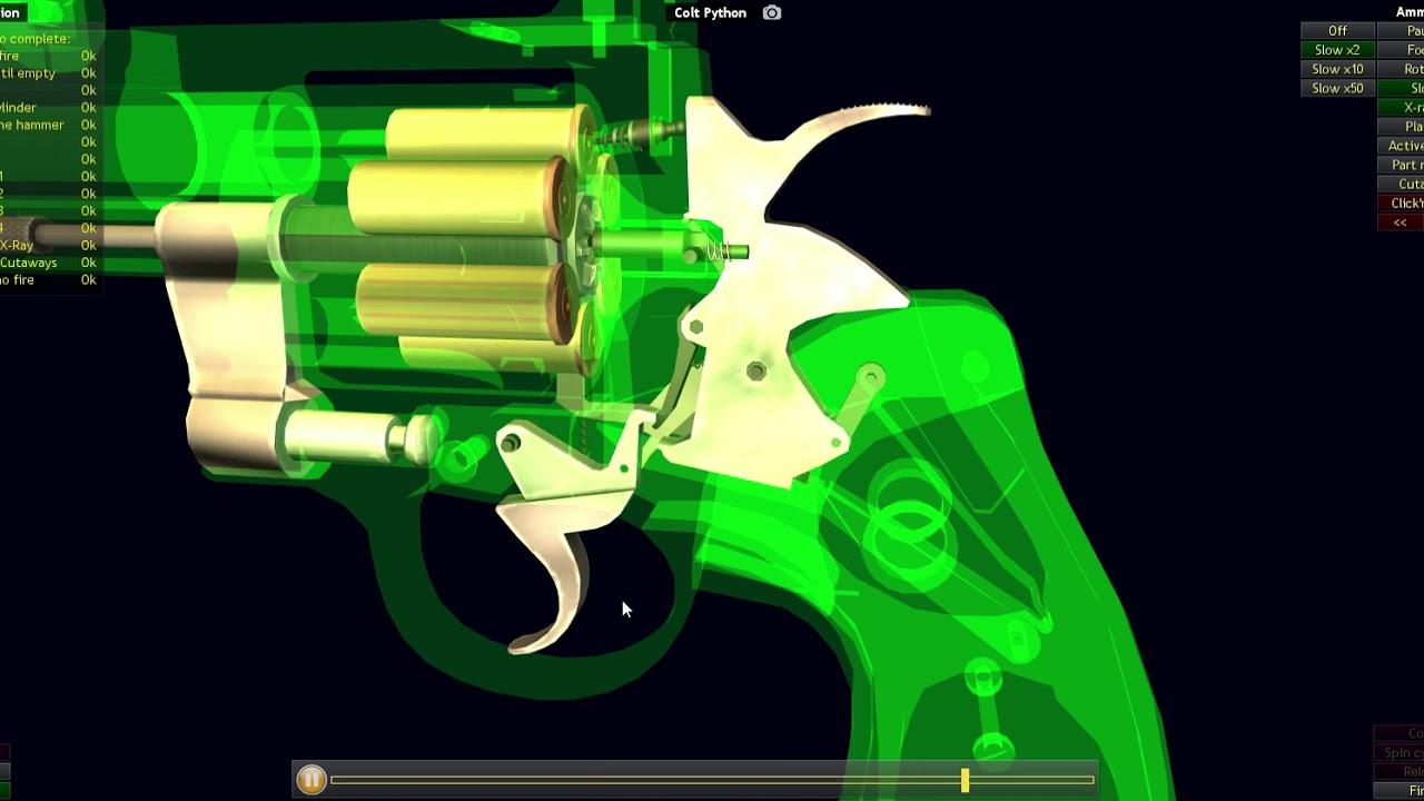 Colt Python Operation World of Guns