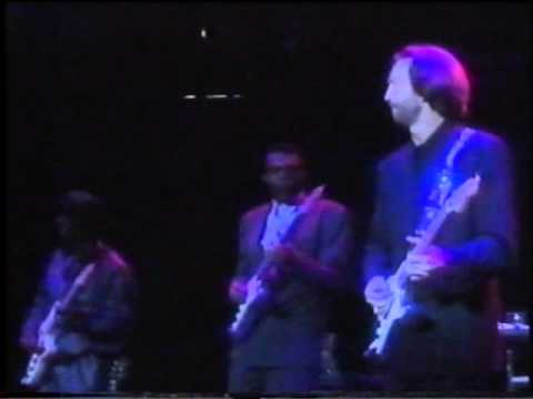Eric Clapton Blues Night London 1990 - Worried Life Blues mp3