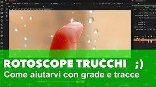 Nuke tutorial in Italiano - #2 Tecniche per il Rotoscoping - Trucchi e soluzioni utili