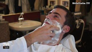 """Italian Gentleman""  - ""Art of Shaving"" - ""Rasatura"" - ""Barbieria Colla"" -  ""Italian Men"