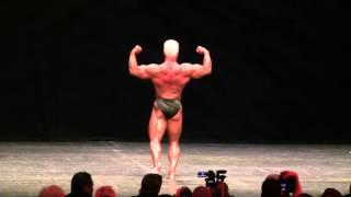 James Hampton IFBB Pro Bodybuilder 2012 Master Mr Olympia