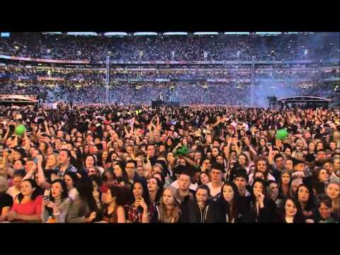 The Script live at Croke Park FULL CONCERT