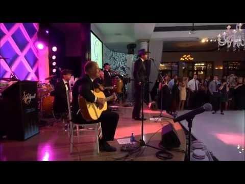 Tim McGraw Surprises Bride at a BVTLive, Jellyroll Wedding