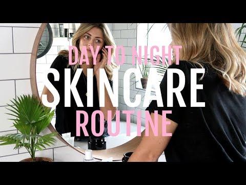 Day to Night Skincare Routine   Autumn Edition