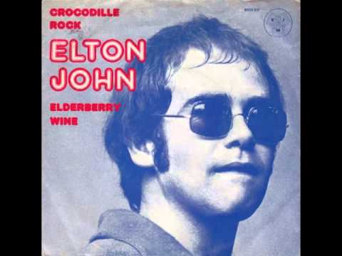 Elton John  Crocodile Rock