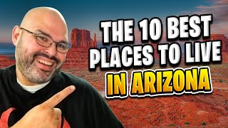 Best places to Live in Arizona  | Living in Phoenix Arizona (2018)