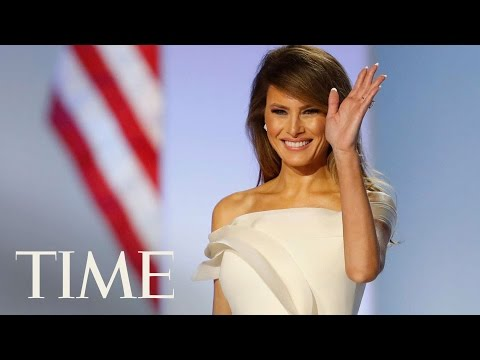 Thumbnail: Melania Trump Presents The Secretary Of State's International Women Of Courage Awards | TIME