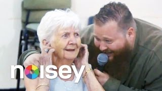 "Action Bronson Live From an Old Folks Home - ""Strictly 4 My Jeeps"""