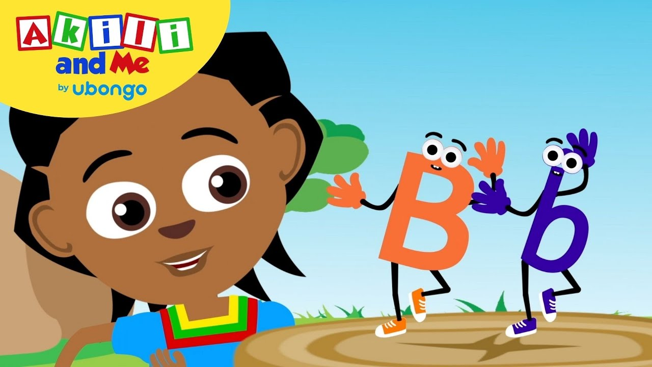 Akili Loves the Letter B! | Compilations from Akili and Me | African Educational Cartoons