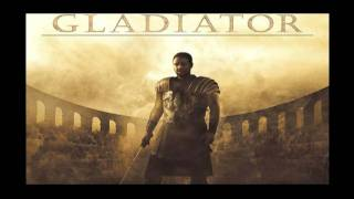 Gladiator-Caravan In The Desert