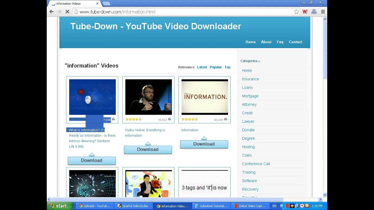 Youtube video download converter without software and java youtube youtube video download converter without software and java ccuart Gallery