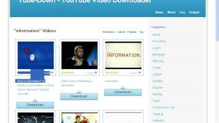 YouTube Video Download & Converter Without Software and java
