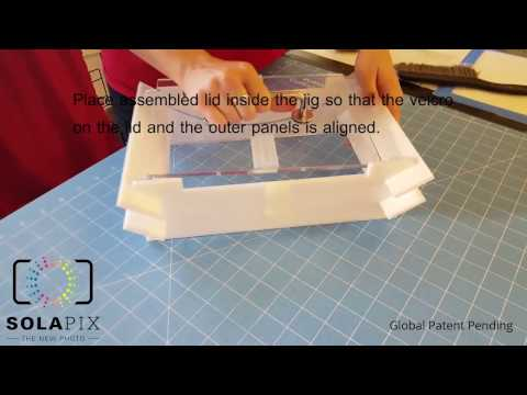 ColorLyte Acrylic Cooling Jig  Assembly -