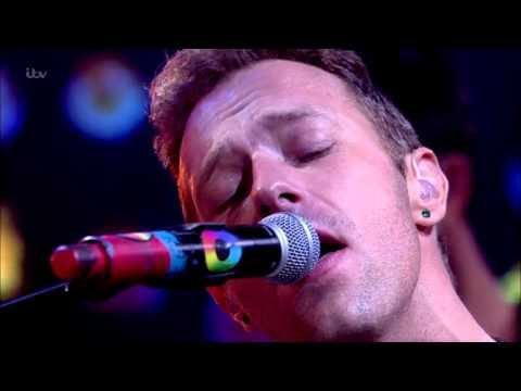 Coldplay | Christmas Lights | Jonathan Ross Christmas Special 2015  720p