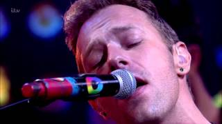 Coldplay | Christmas Lights | Jonathan Ross Christmas Special 2015  720p