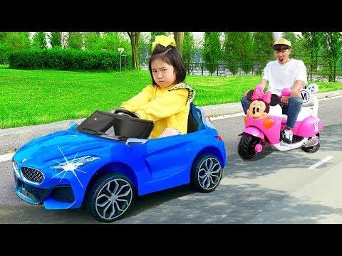 氤措瀸鞚挫潣 鞝勲彊鞛愲彊彀� 鞛ル倻臧愳溂搿� 頃欔祼雴�鞚� Boram go to School Ride On Cars Toy