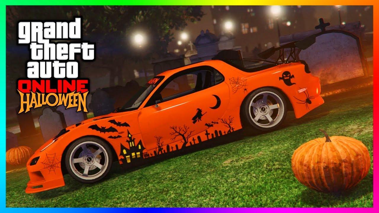 Download GTA 5 Online Halloween 2021 DLC UPDATE - NEW INFO! FREE Cars, SECRET Changes & Much MORE!