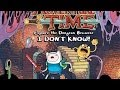 CGR Undertow - ADVENTURE TIME: EXPLORE THE DUNGEON BECAUSE I DON'T KNOW! review for Nintendo Wii U