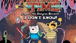 CGR Undertow - ADVENTURE TIME: EXPLORE THE DUNGEON BECAUSE I DON