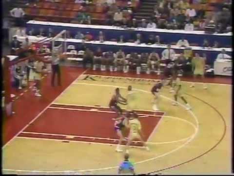 12/22/1990:  Loyola-Marymount (CA) Lions vs.  Georgia Tech Yellow Jackets