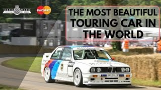 """""""The most beautiful touring car in the world"""": The 1992 BMW M3"""