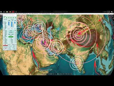 2/01/2018 -- New M6.0+ earthquakes and seismic activity -- S. America + West Coast on watch