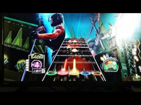 Guitar hero 3 Legends of Rock Paint it Black by The Rolling Stones