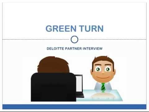 Deloitte Partner Interview 2019 pass 2020 Director interview