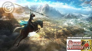Dynasty Warriors 9 Review | The Geekiverse Reviews