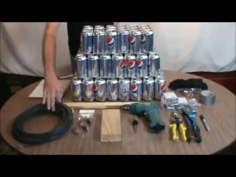 10 Meter Pepsi Can Antenna