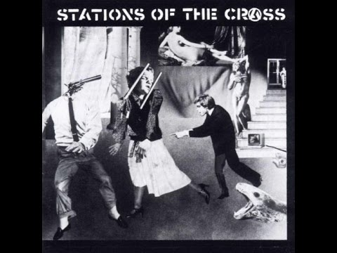 Crass - Stations Of The Crass (full album)