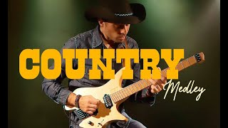 The Ultimate Country Guitar Medley