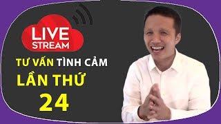 Gỡ rối tơ lòng... thòng lần 24 - Live stream!